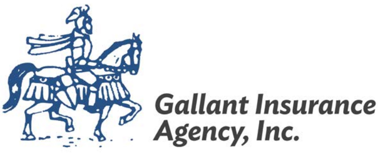 Gallant Insurance Agency letterhead logo